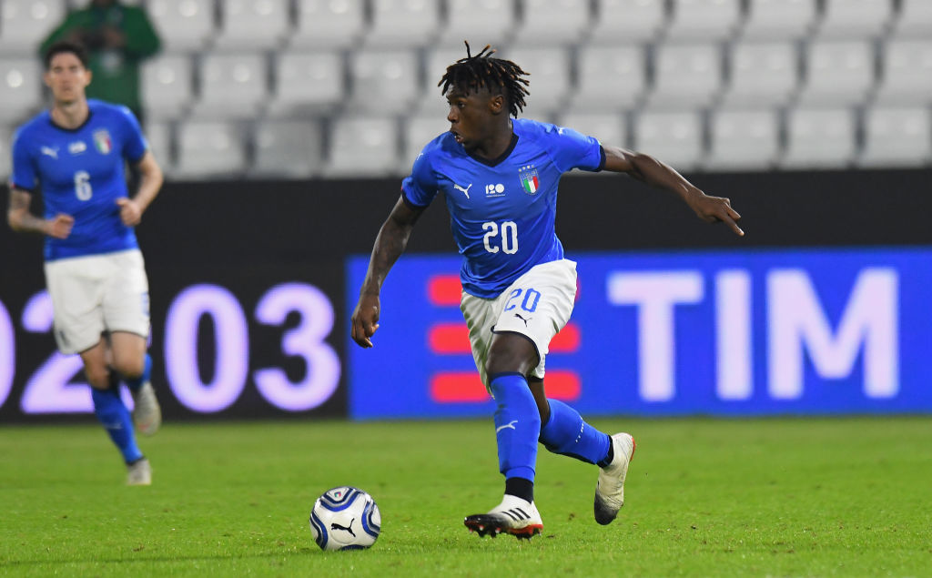 Leeds Target Moise Kean Would Be A Brilliant January Addition On Loan The Boot Room