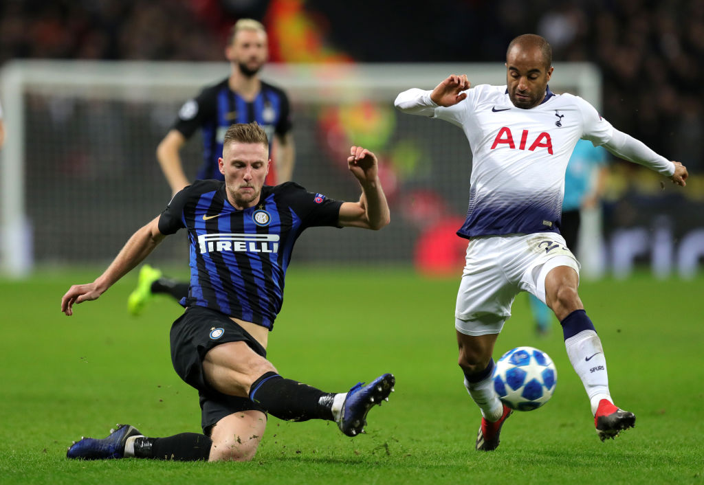 Intermediaries in Milan to discuss Skriniar's move to Tottenham