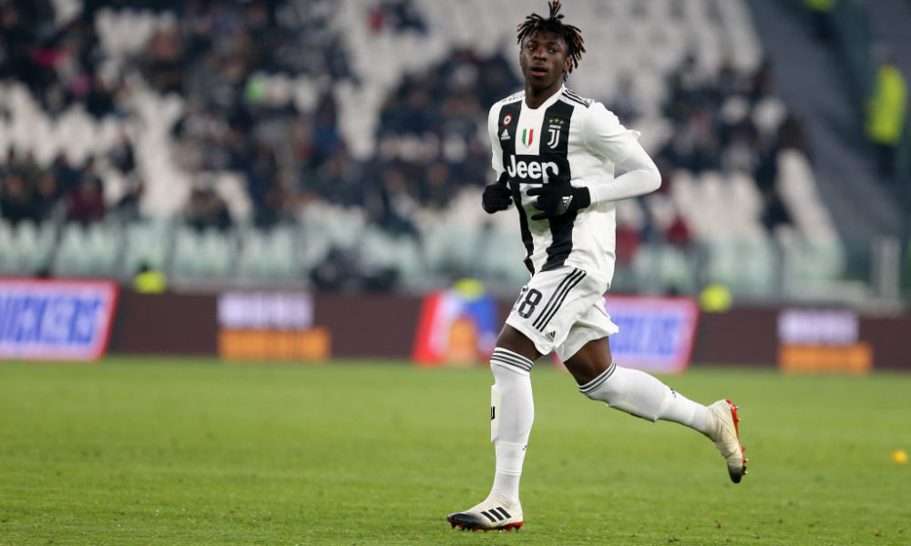 Everton Should Roll The Dice By Pursuing Juventus Striker Moise Kean The Boot Room
