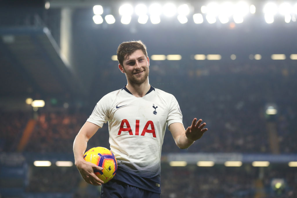 Report Ben Davies Is Close To Penning A New Tottenham Contract The Boot Room