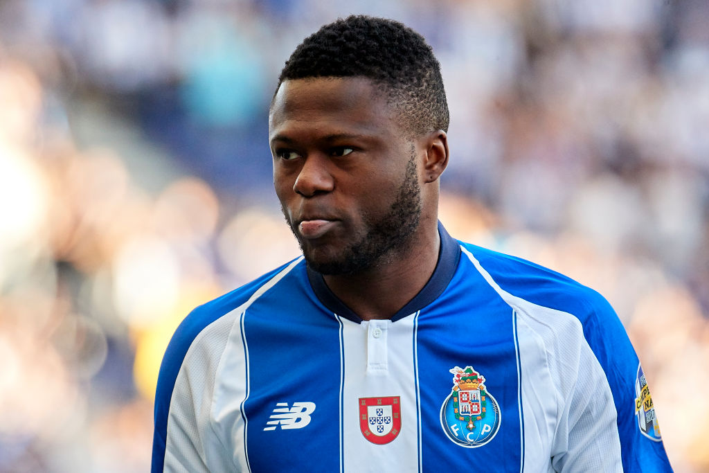 Chancel Mbemba enduring 'nightmare' stay at Porto after Newcastle exit -  The Boot Room