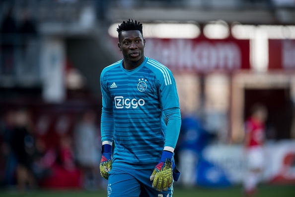 Andre Onana is banned from all football for 12 months.