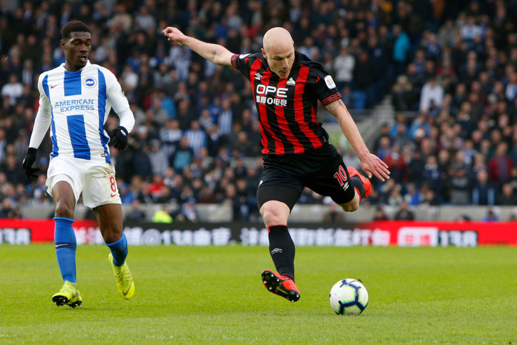 Celtic could reportedly target Aaron Mooy in the transfer window