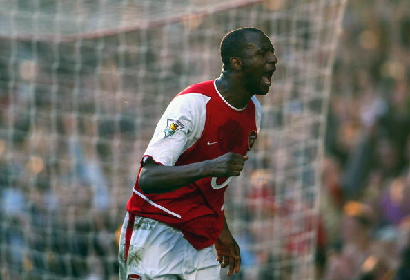 The midfielder is regarded as one of Arsenal's greatest ever players.