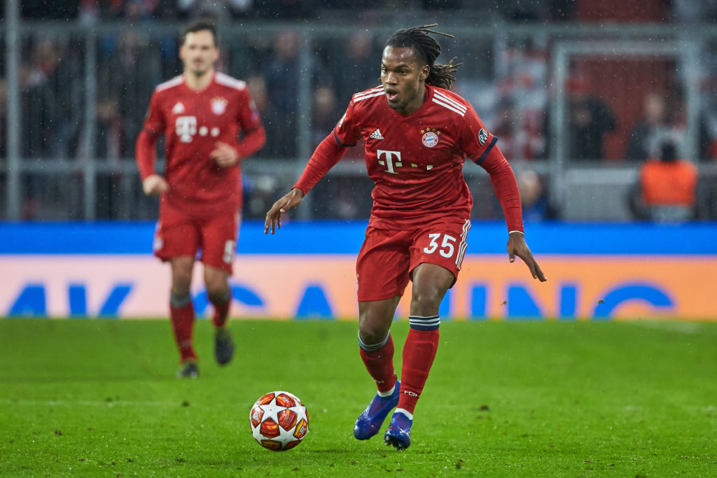 Arsenal want to sign Renato Sanches this summer.