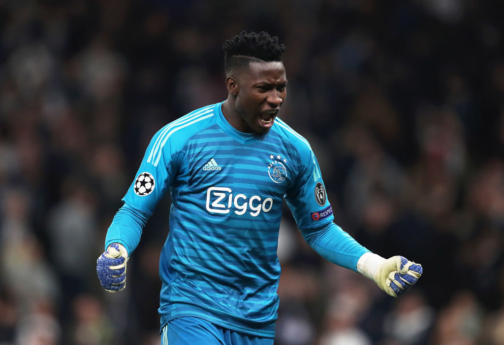 Andre Onana could join Arsenal if two events happen.