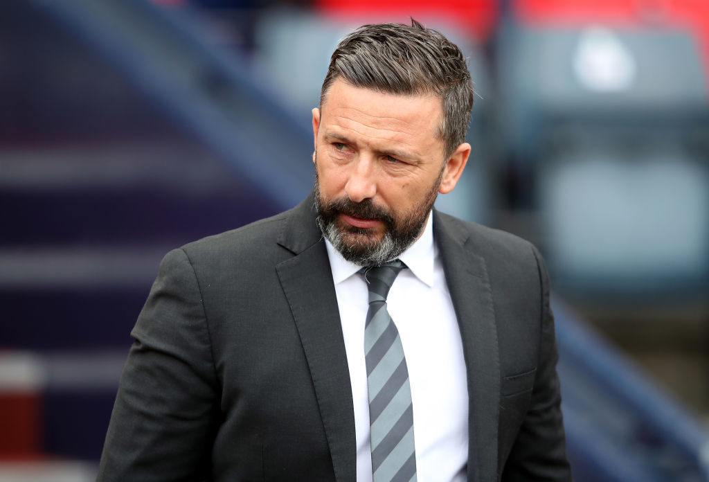 West Brom are being linked with Derek McInnes
