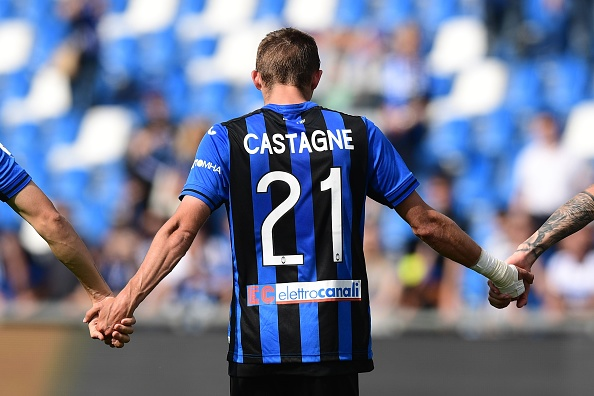 Timothy Castagne: Leicester in talks with Atalanta over signing full-back