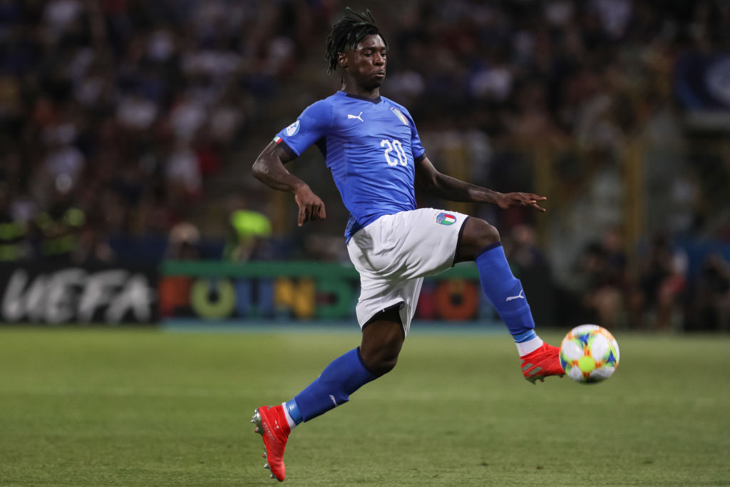 Report Everton Target Moise Kean To Sign New Juventus Deal The Boot Room