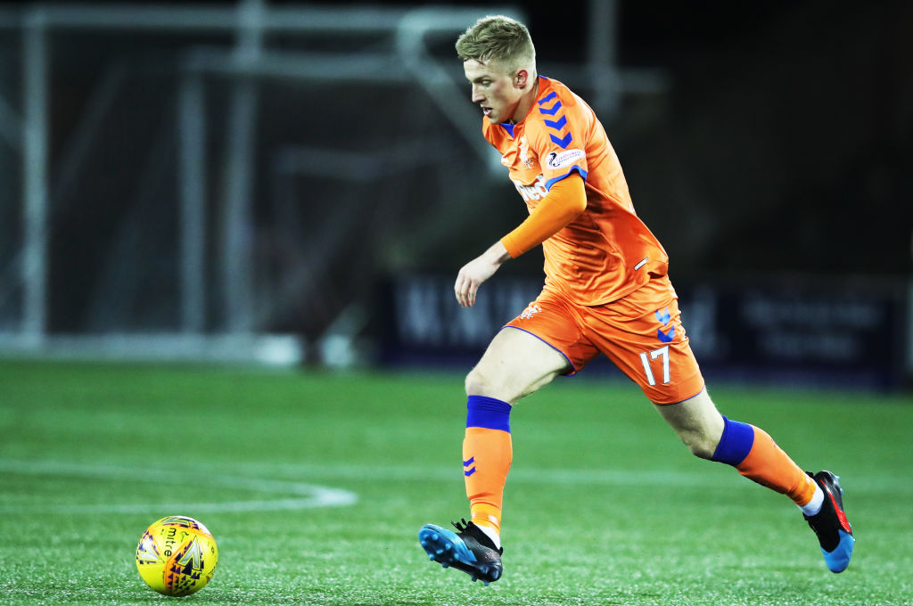 Tam McManus comments on speculation on Rangers youngster Ross McCrorie