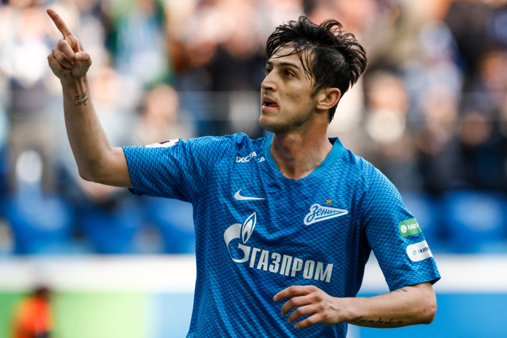 Spurs made Sardar Azmoun an offer this summer, according to the player himself