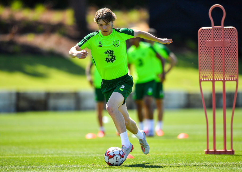 Republic of Ireland boss Jim Crawford believes Luca Connell has wasted two years of his career.