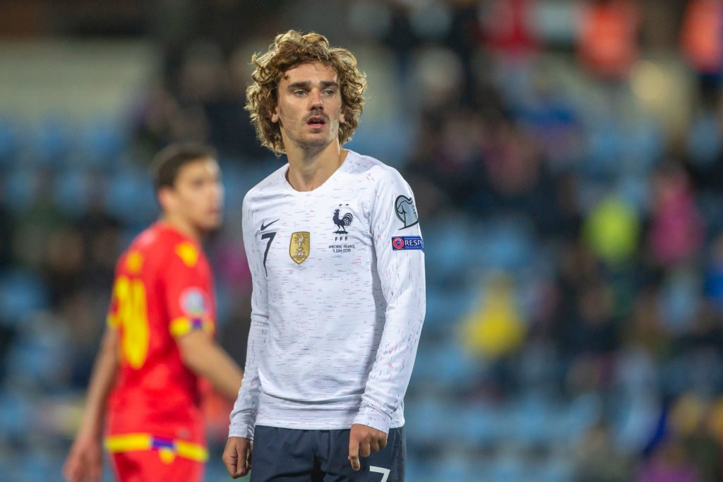 Spurs believe they have little chance of signing Antoine Griezmann