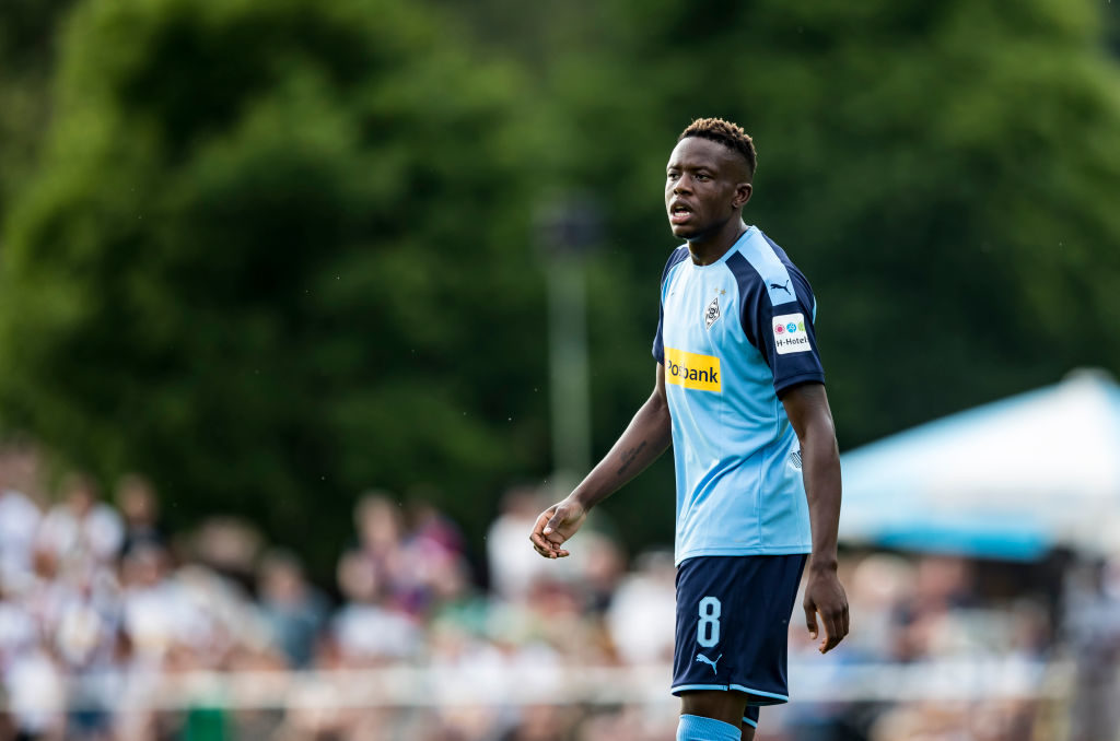 Denis Zakaria is now a target for Arsenal and Manchester City.