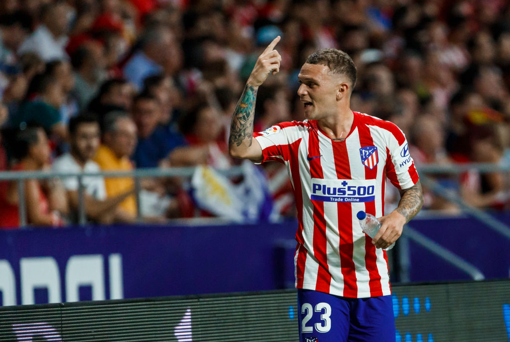 Could Tottenham Regret Letting Kieran Trippier Leave Following Solid Atletico Madrid Debut