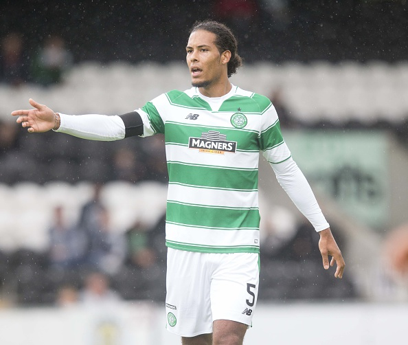 Kristoffer Ajer could leave Celtic for more than what they sold Virgil van Dijk for.