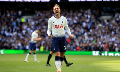 Spurs should drop Eriksen.