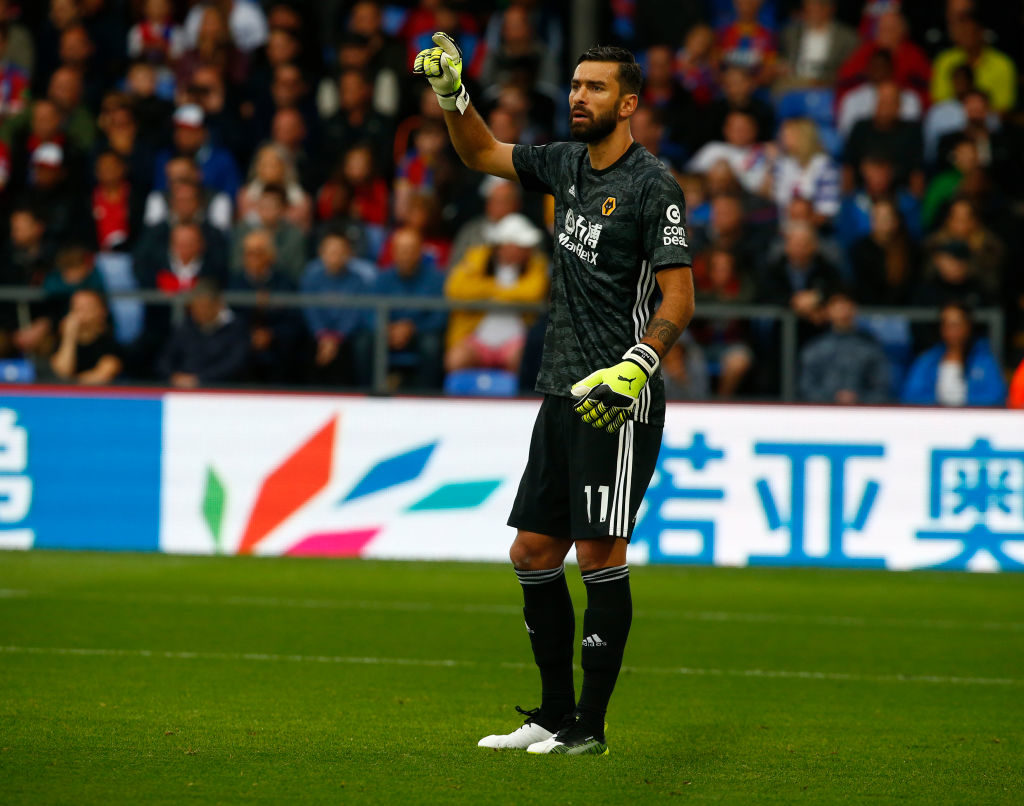 Roma will reportedly hold talks to sign Wolves goalkeeper Rui Patricio amid their interest in Spurs star Hugo Lloris