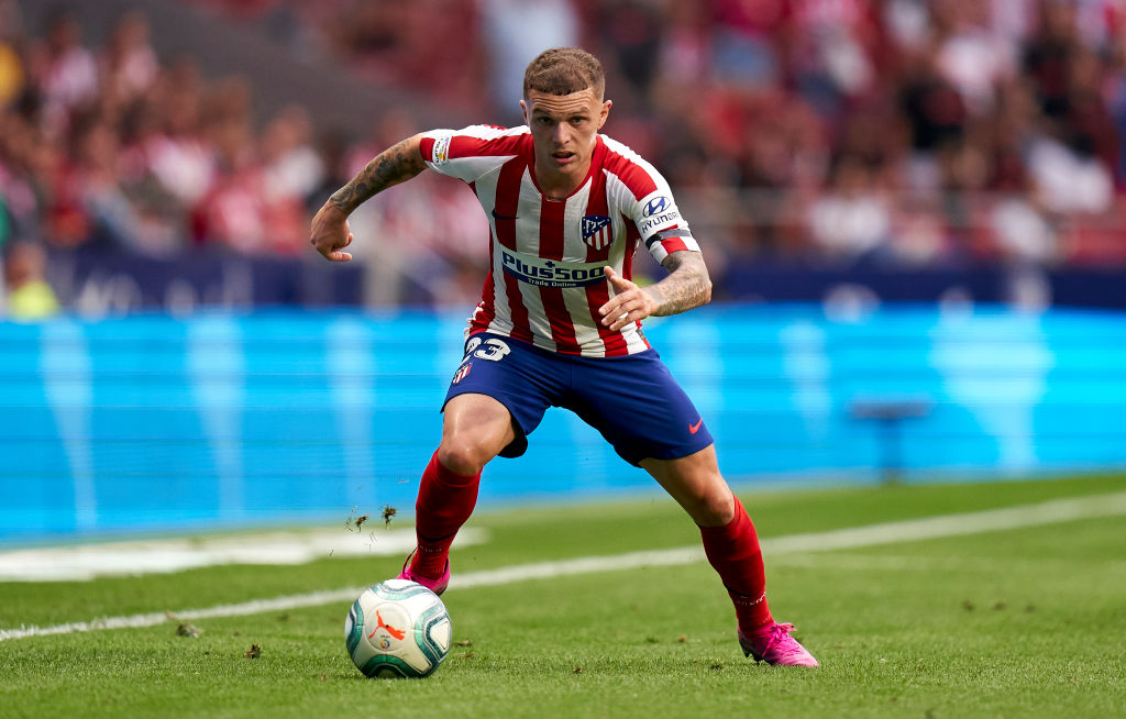Kieran Trippier lifts the lid on Tottenham departure and future with  Atletico Madrid - The Boot Room
