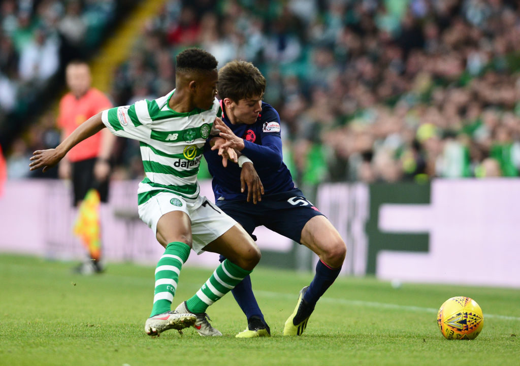Karamoko Dembele has struggled for first-team minutes this season with Celtic.