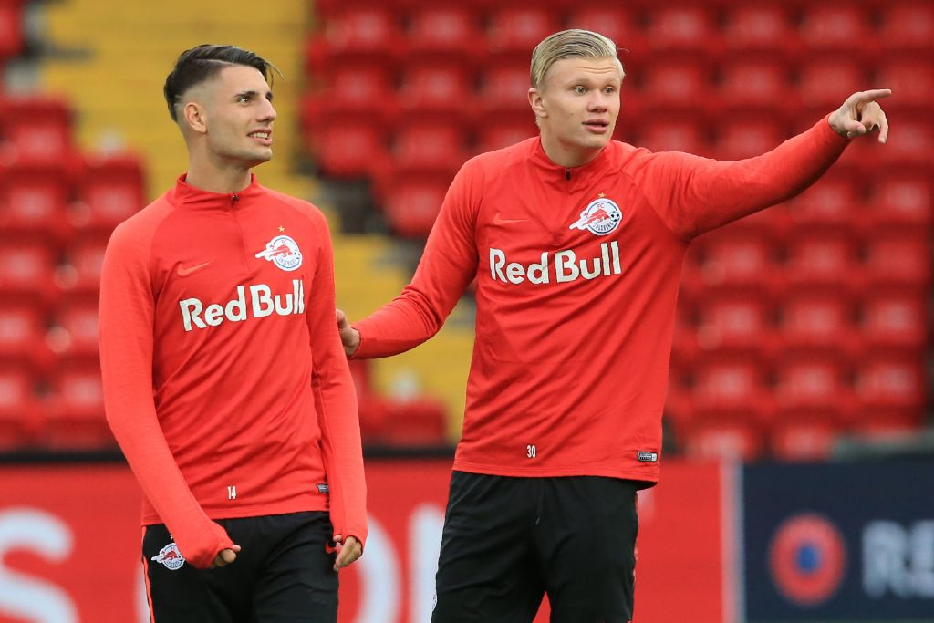 All eyes on Erling Haaland but Dominik Szoboszlai could hurt Liverpool -  The Boot Room