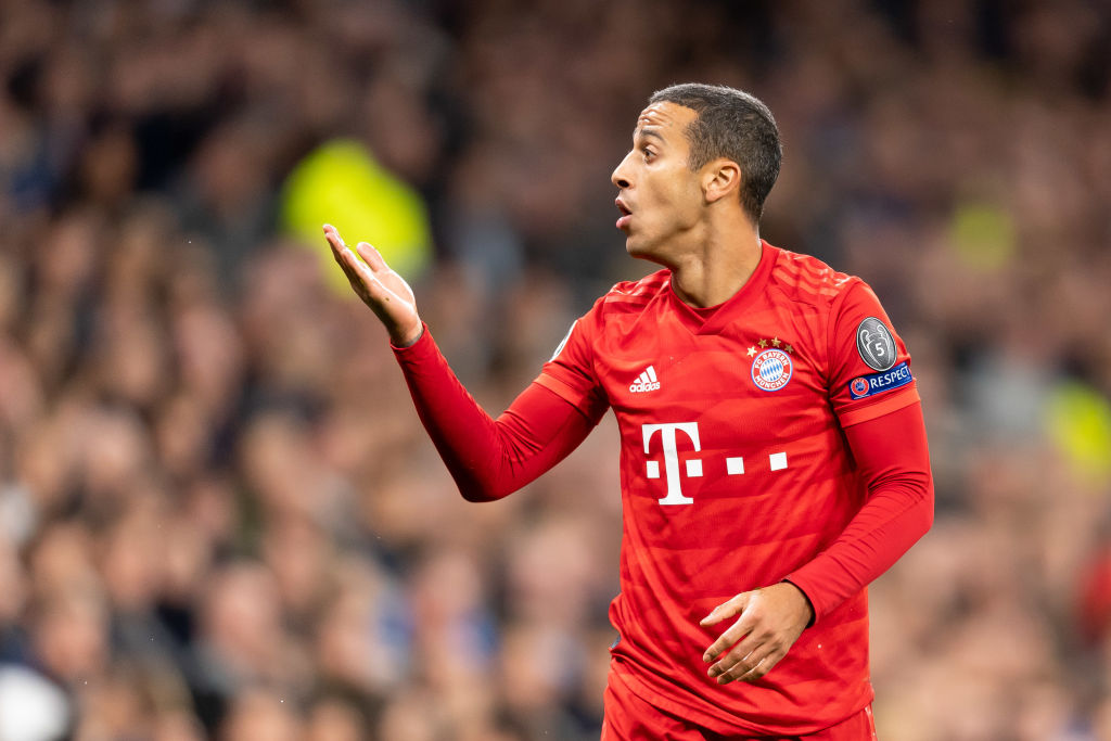 Report: PSG make bid for apparent Liverpool target Thiago Alcantara - TBR - The Boot Room - Football News