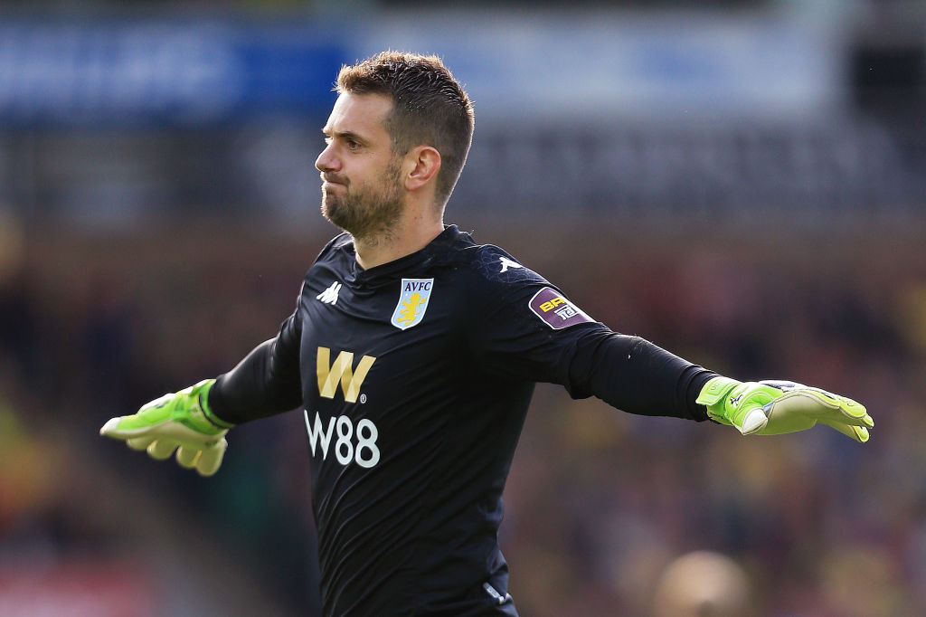 'Quality backup': Some Aston Villa fans think returning £42,000-a-week player no longer has starter status