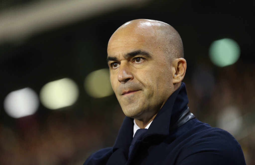 Everton could reportedly target Roberto Martinez to be their new manager