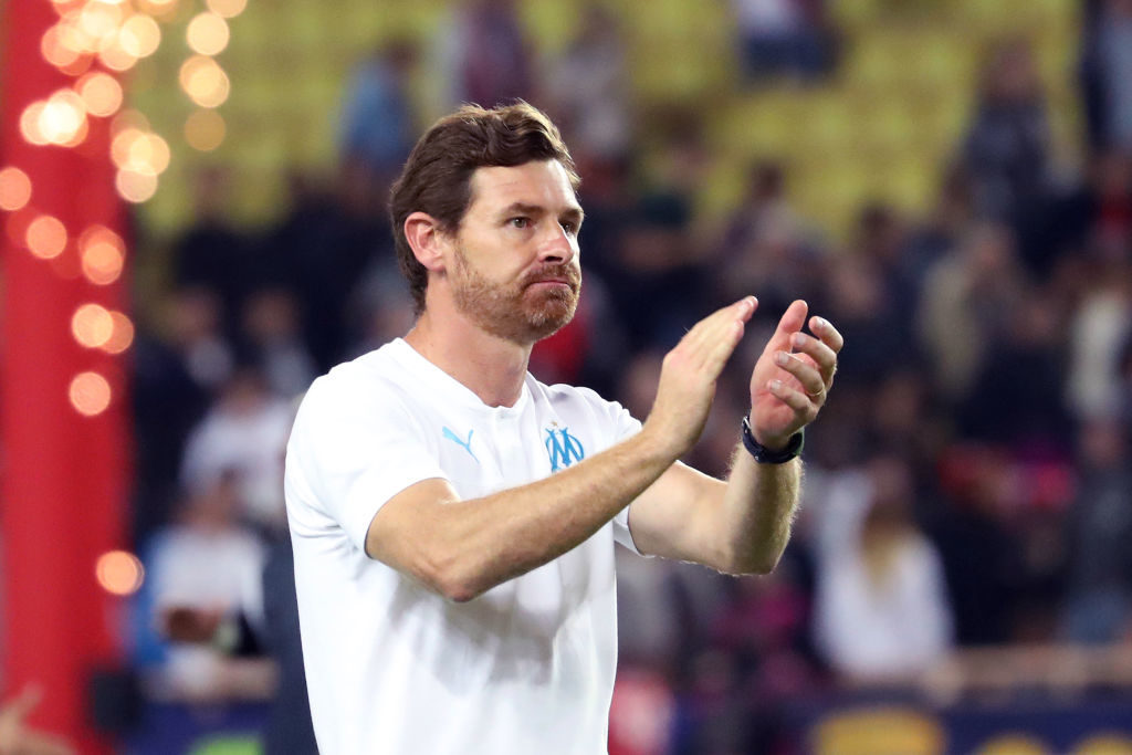 Spurs once had Andre Villas-Boas as their manager