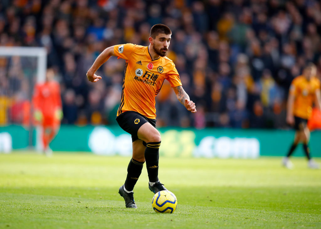 Wolves midfielder Ruben Neves is reportedly open to joining Arsenal