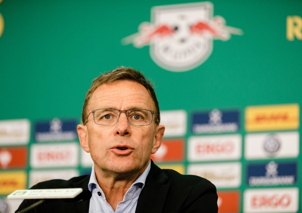 Spurs reportedly spoke to Ralf Rangnick last month