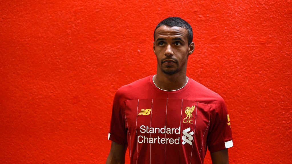 Report: PSG interested in signing Liverpool defender Joel Matip - TBR - The Boot Room - Football News