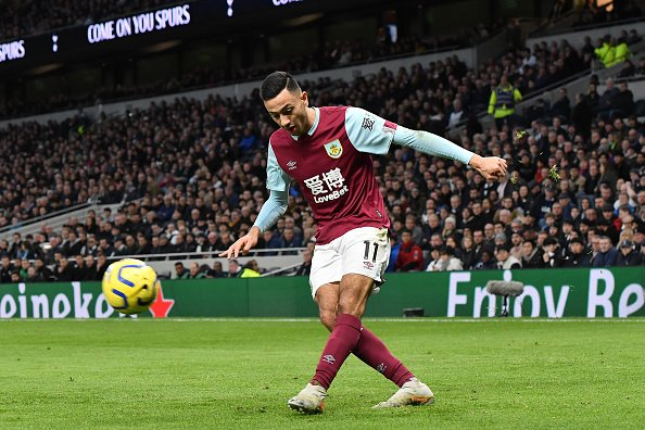 Dwight McNeil is wanted by Aston Villa.