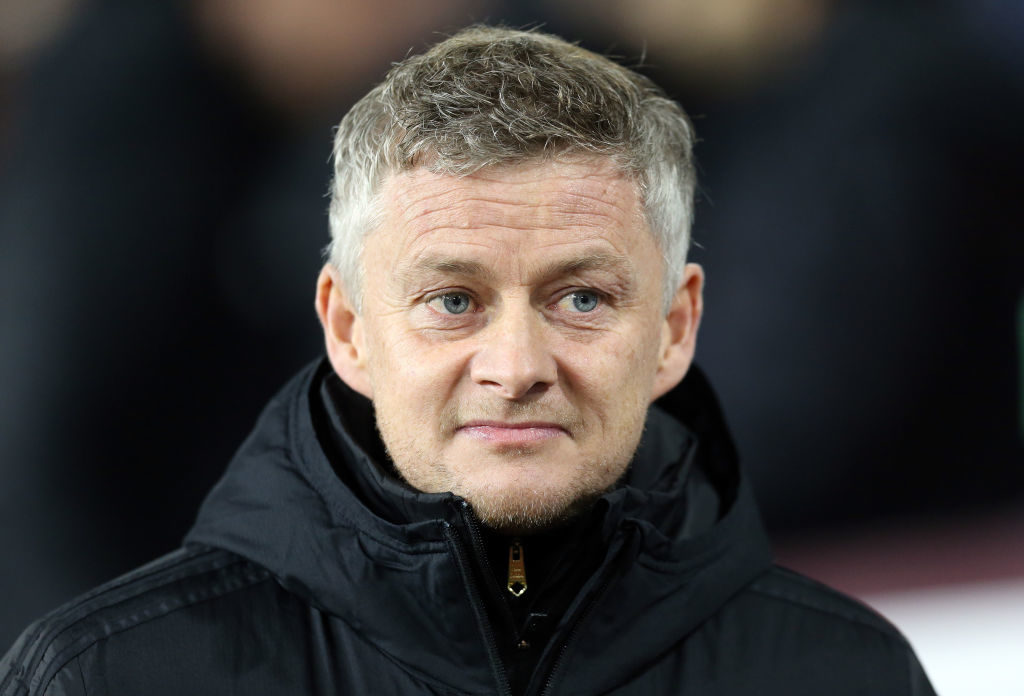 Manchester United want a right-back this summer.