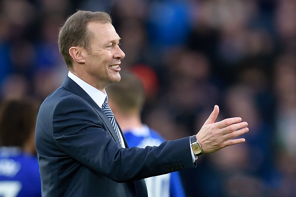 Duncan Ferguson wants to be considered as Everton look for their next boss