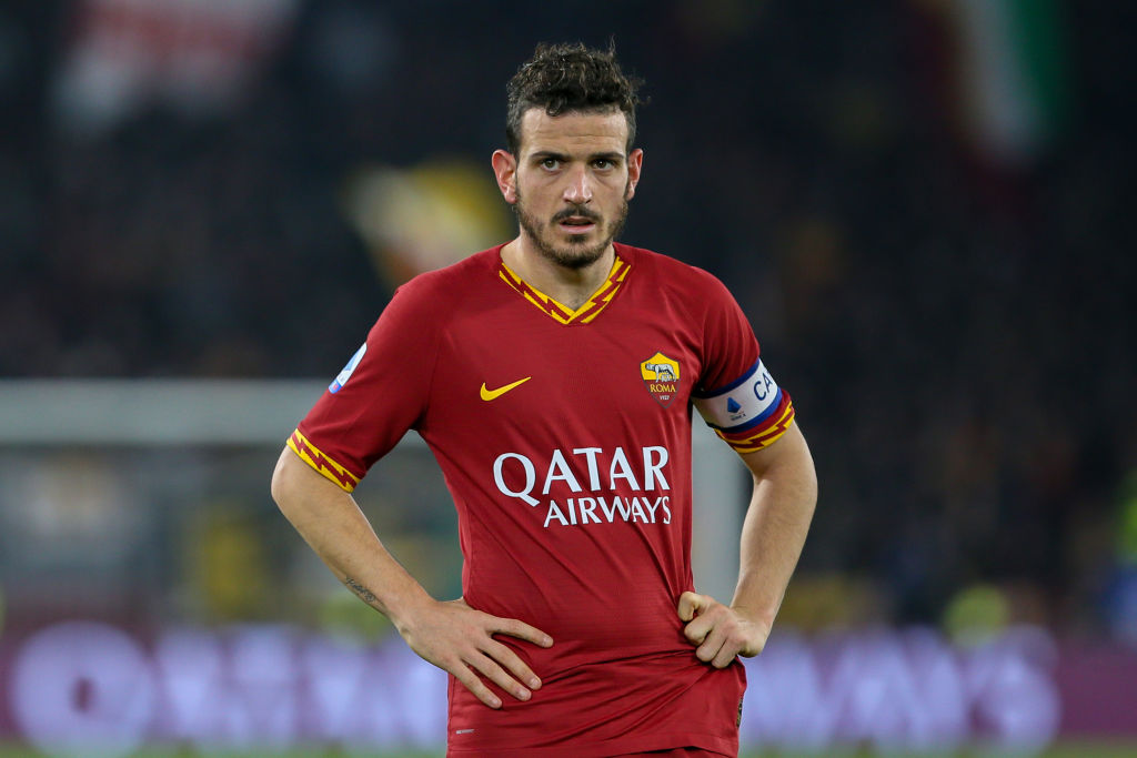 Report: Everton could target Roma defender Alessandro Florenzi in ...