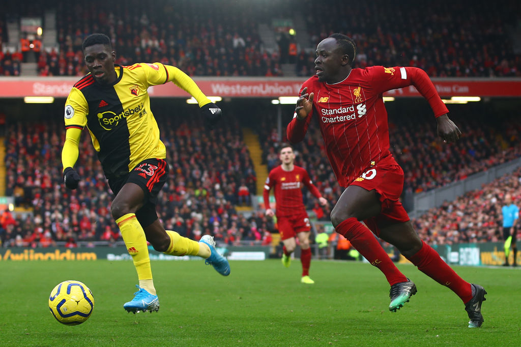 Report: Liverpool enter talks with agent of Watford star Ismaila Sarr - TBR - The Boot Room - Football News