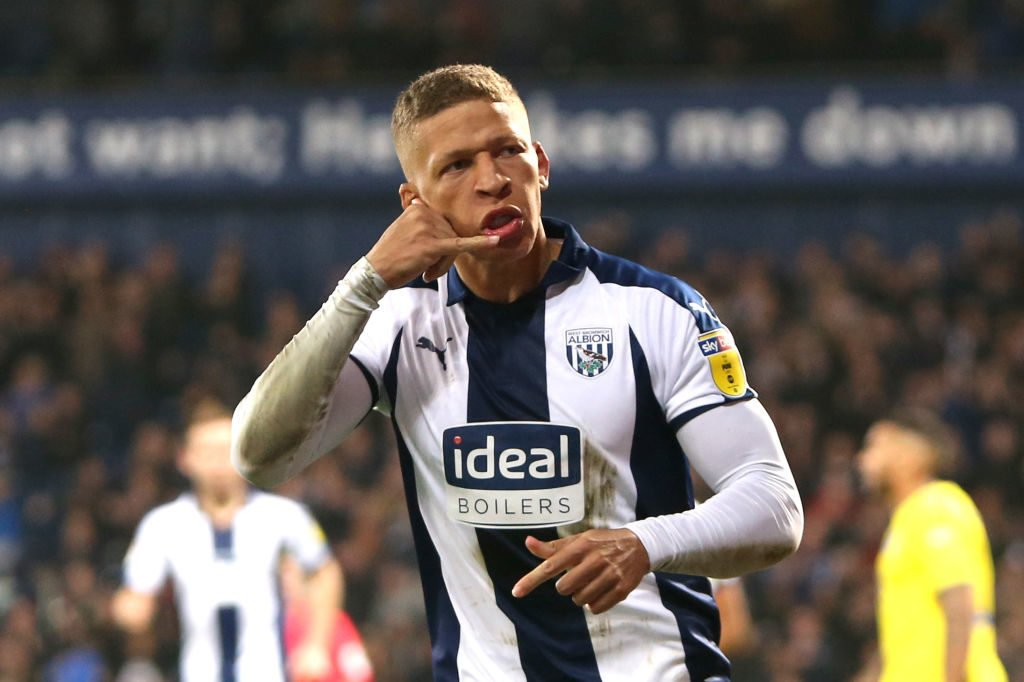 West Brom target Dwight Gayle spent a season on loan at the Hawthorns