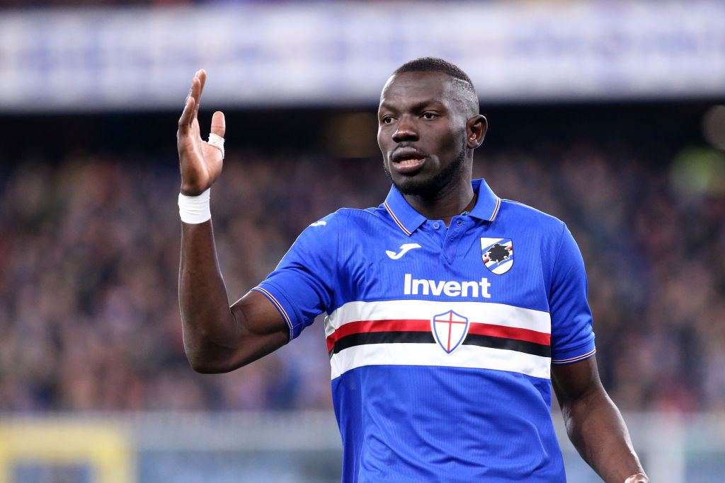 Liverpool fans react as club reportedly join Sampdoria's Omar Colley