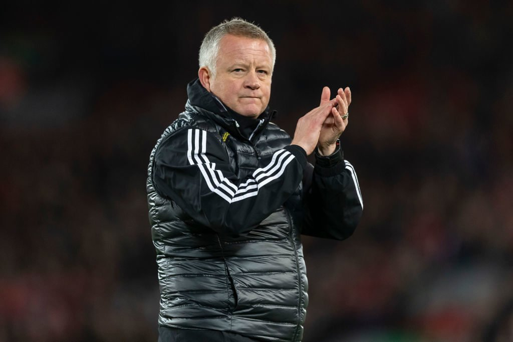 Chris Wilder is in contention for the West Brom job