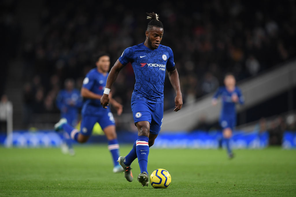 Batshuayi is a reported target for Leeds.