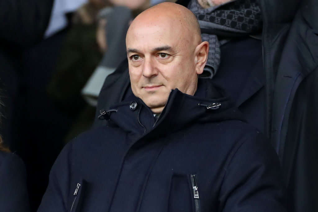 Daniel Levy is yet to appoint a new manager.
