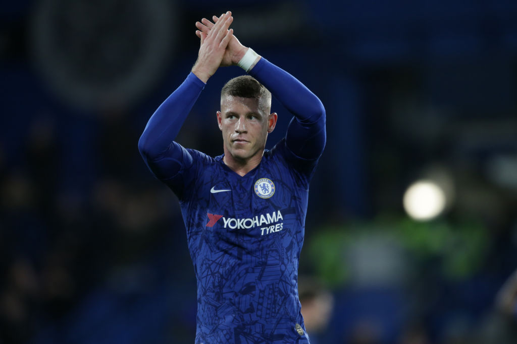 Aston Villa considering a loan move for Chelsea's Ross Barkley