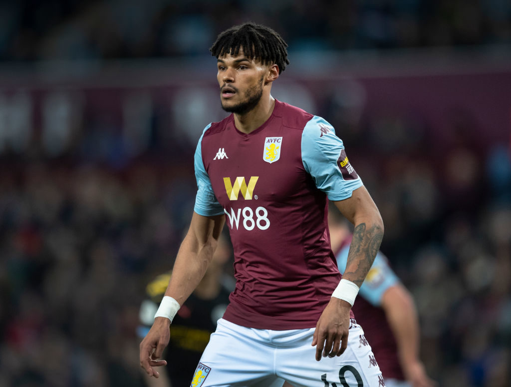 Tyrone Mings has developed into an England international defender.