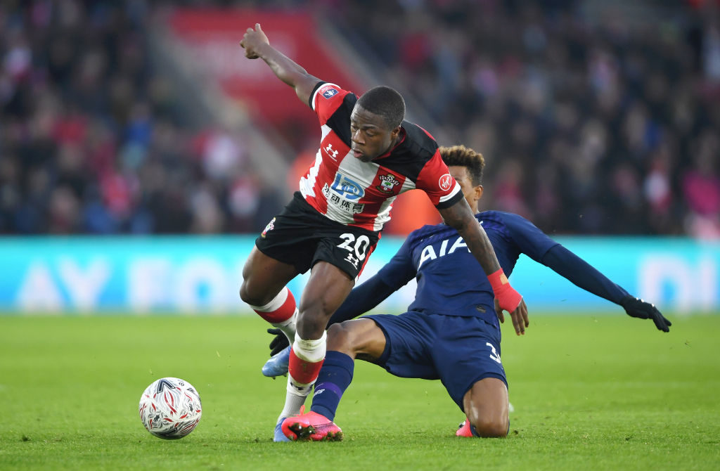 Southampton may offer Michael Obafemi in their bid to sign Adam Armstrong