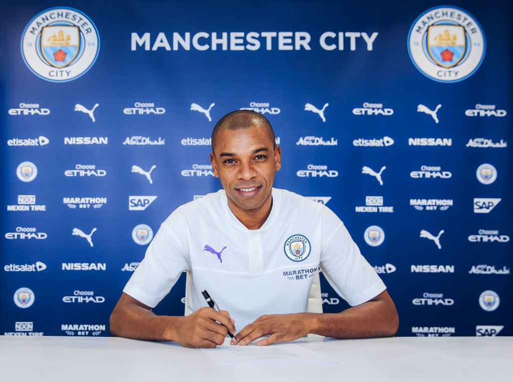 Fernandinho will remain with the club for another 12 months.