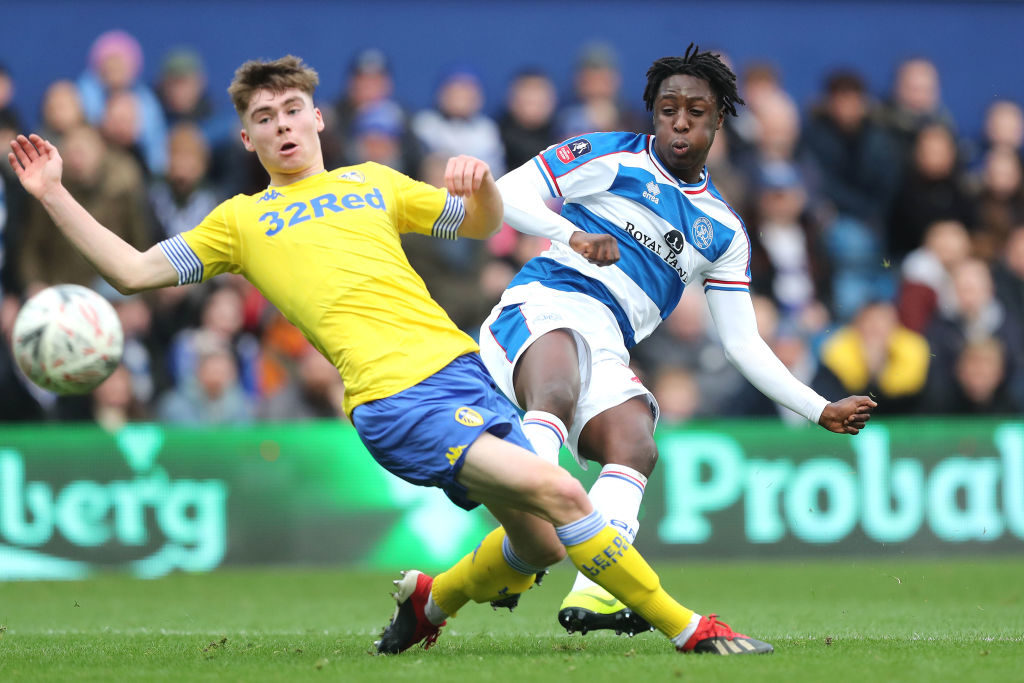 Leeds defender Leif Davis has joined Bournemouth on loan