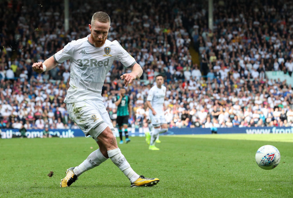 Adam Forshaw may be edging ever so slightly closer to a Leeds return