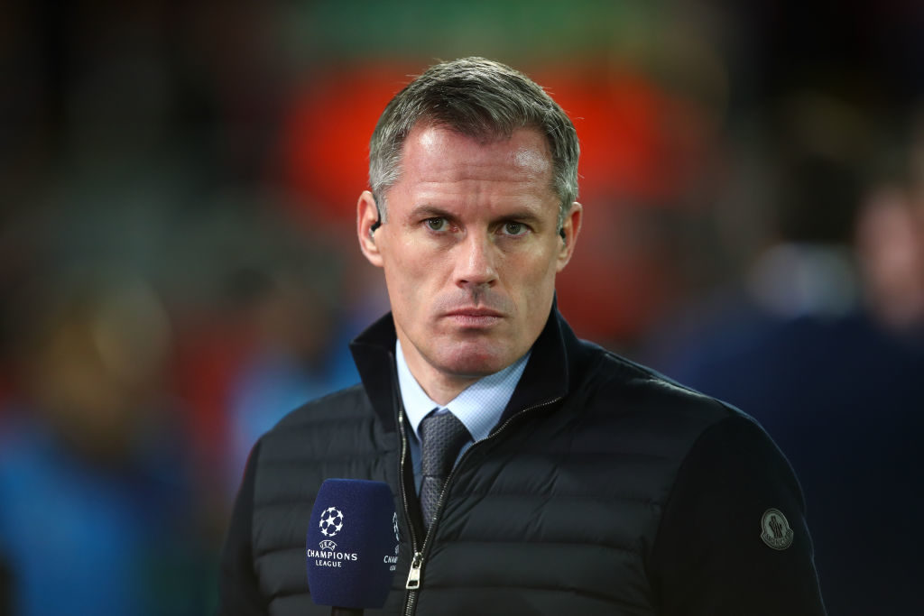 Jamie Carragher believes Liverpool would be perfect for the French international.