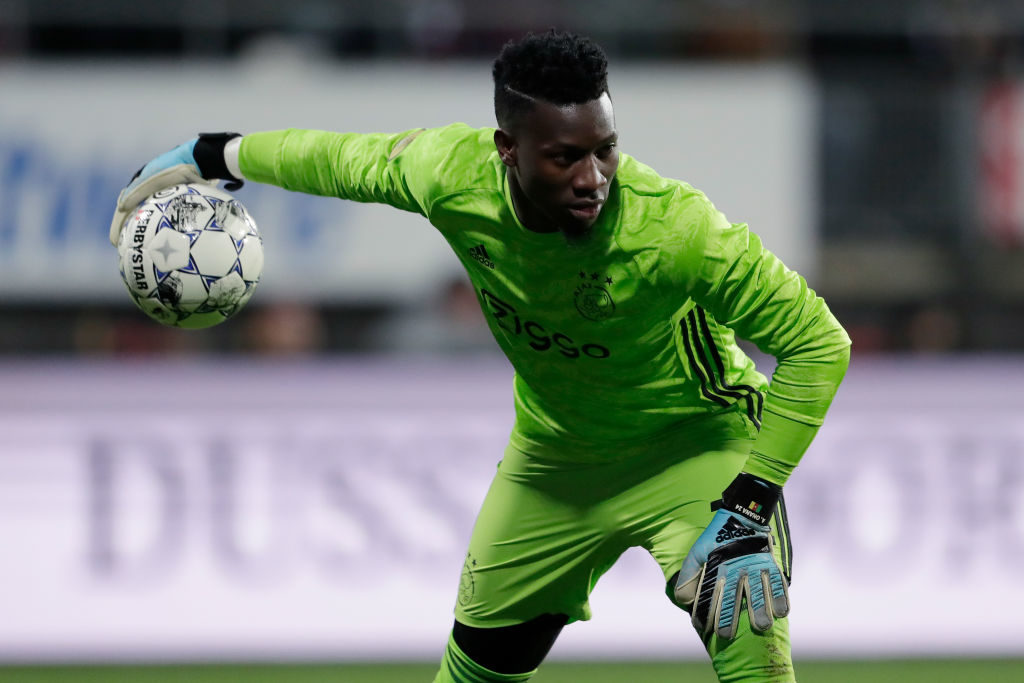 Arsenal may miss out on Andre Onana
